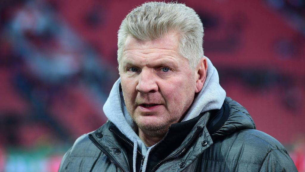 Stefan Effenberg heuerte für kurze Zeit beim KFC Uerdingen an