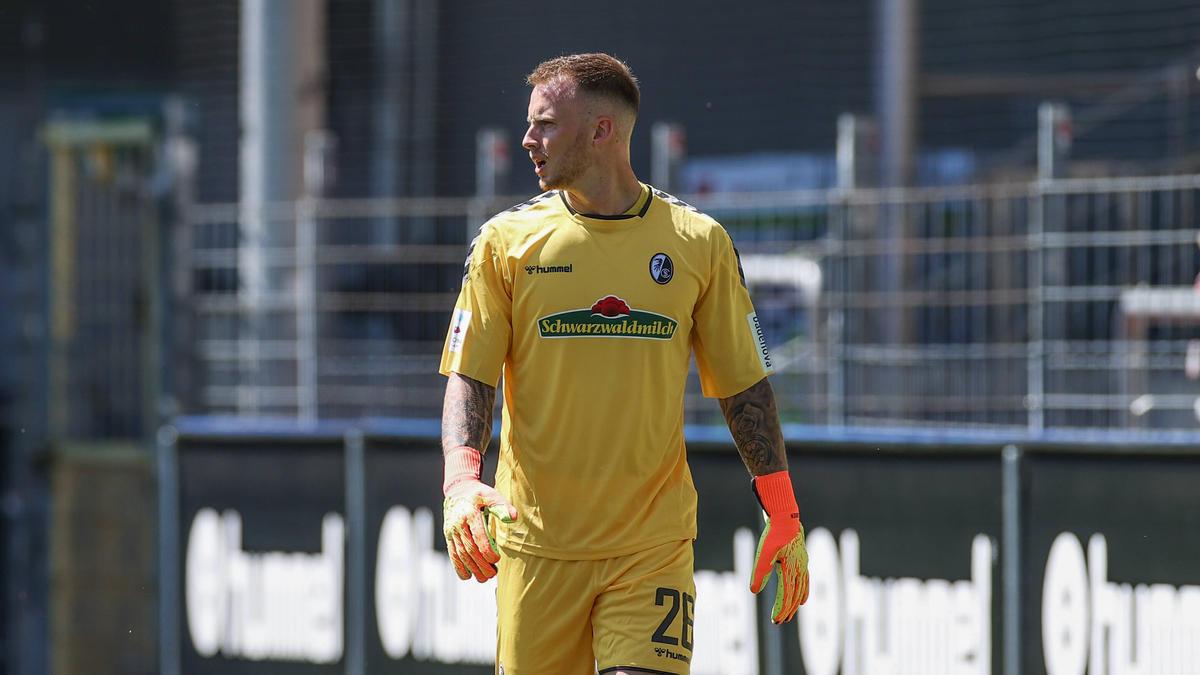 Mark Flekken bleibt beim SC Freiburg