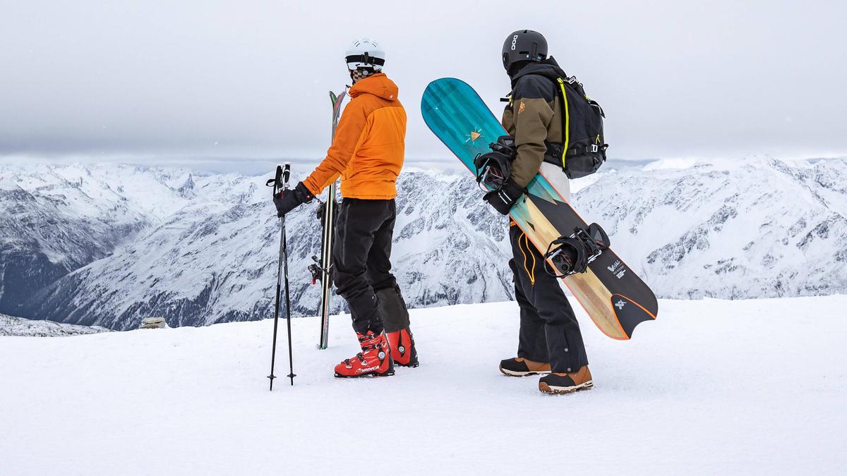Der Snowboard-Weltcup in Bad Gastein wurde abgesagt