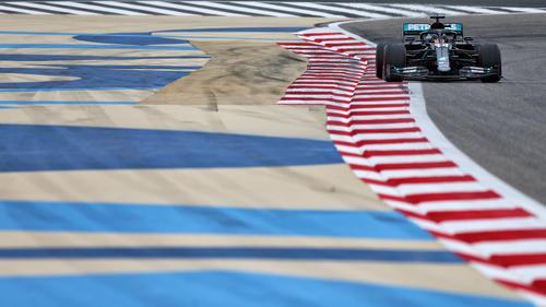 Lewis Hamilton war erneut nicht zu schlagen