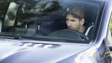 Messi darf seinen Urlaub verlängern