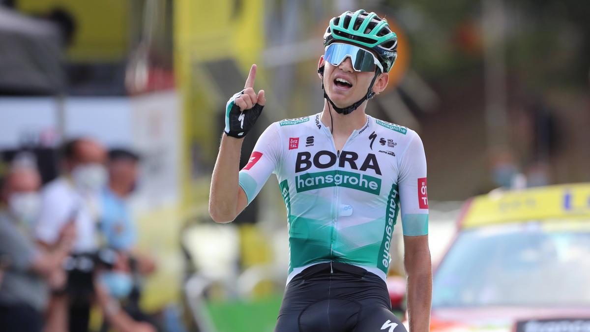 Mag die Tour de France lieber als Olympia: Lennard Kämna