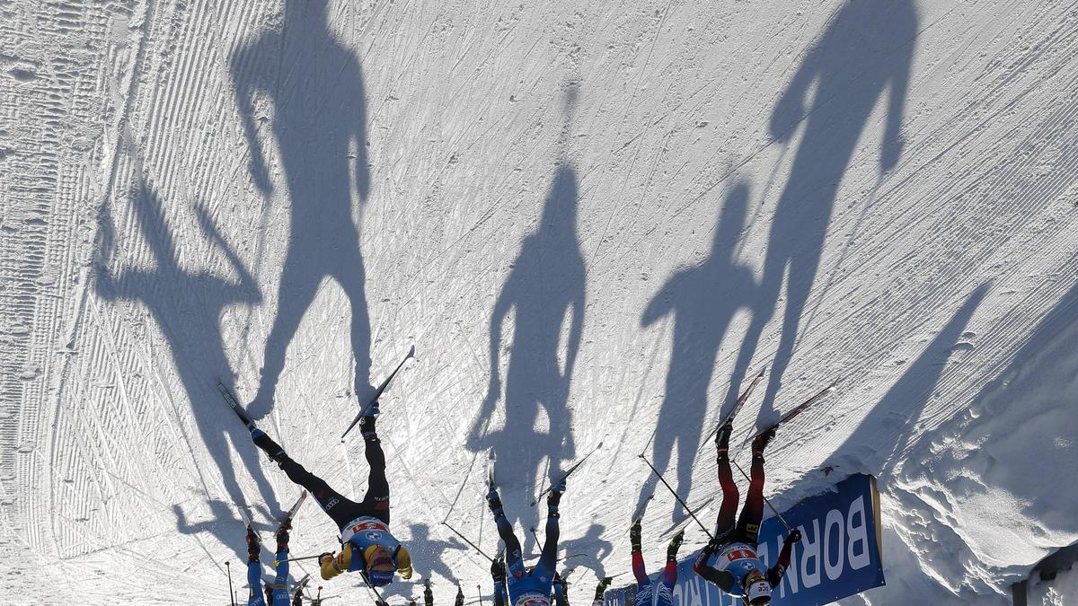 Der Biathlon-Tross gastiert in Tschechien