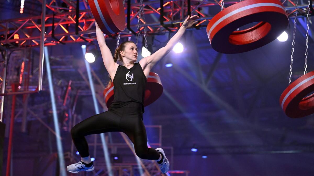 Stefanie Noppinger geht in der zweiten Vorrunde an den Start
