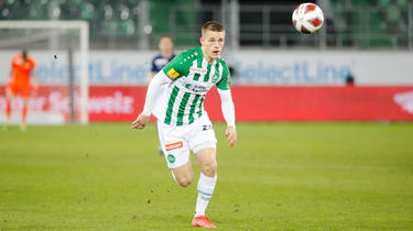 Miro Muheim steht angeblich vor einem Wechsel zum HSV