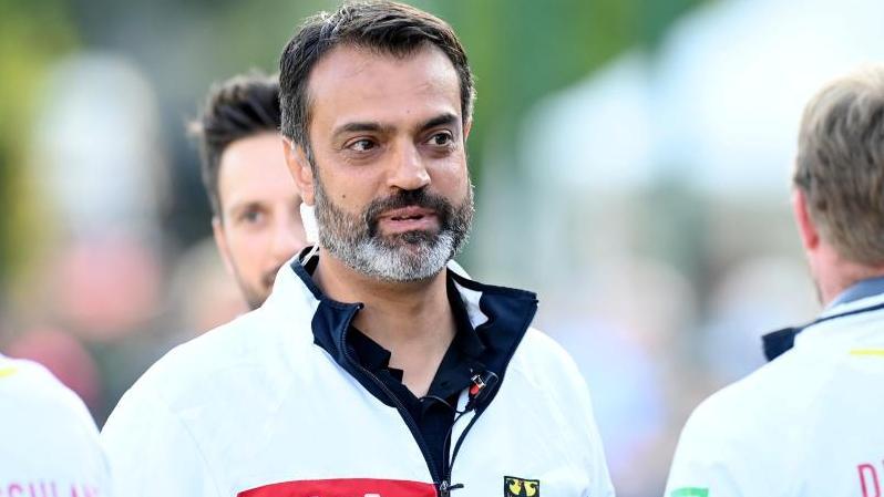 Hockey-Bundestrainer Kais Al Saadi ist mit seiner Mannschaft schon für Olympia qualifiziert