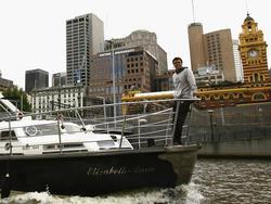 Entspannung auf australischen Gewässern