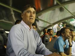 Ricardo Rezza, entrenador de Temperley. (Foto: Imago)