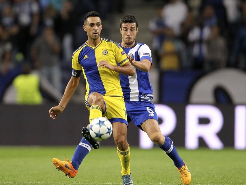 Vereine wie Maccabi Tel Aviv sollen nicht im Westjordanland spielen dürfen