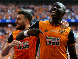 Mohamed Diame bescherte Hull einen Millionenregen
