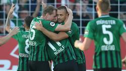Preußen Münster übernimmt Tabellenführung in der 3. Liga