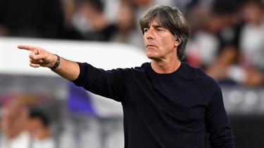 Nimmt die Gegner des FC Bayern in Schutz: Bundestrainer Joachim Löw