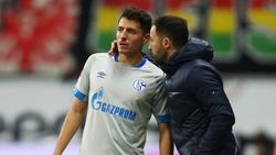 Domenico Tedesco und der FC Schalke 04 mussten eine Niederlage einstecken