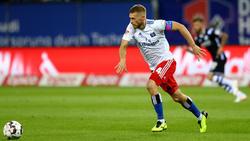 Aaron Hunt will mit dem HSV aufsteigen