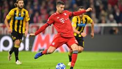 Robert Lewandowski könnte bei Paris Saint-Germain zum Thema werden