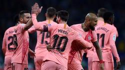 FC Barcelona dank Lionel Messi zum Kantersieg im Derby