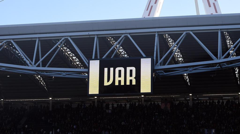 Der Videobeweis kommt im Achtelfinale der Champions League zum Einsatz
