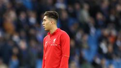 Wird Roberto Firmino für das Spiel gegen den FC Bayern rechtzeitig fit?