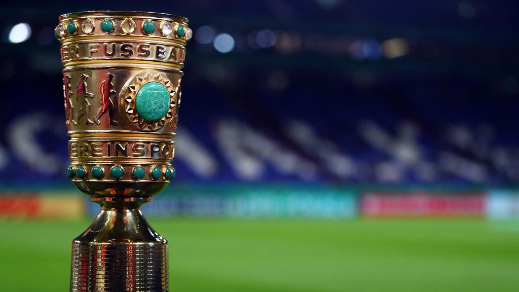 Das Halbfinale des DFB-Pokals ist ausgelost
