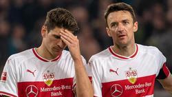 Mario Gomez und Christian Gentner könnten sich nach der Saison verabschieden
