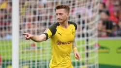 Marco Reus freut sich auf BVB-Neuzugang Mats Hummels