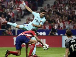 Erzielte kurz vor Schluss das 1:1: Luis Suárez