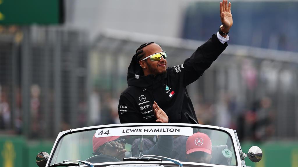Lewis Hamiltons letzte Runde in Silverstone war eine Machtdemonstration