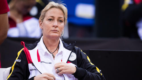 Lässt sich die Besetzung des Fed-Cup-Teams zum Jahresauftakt noch offen: Teamchefin BarbaraRittner