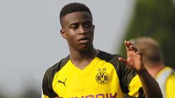 Youssufa Moukoko gilt als eines der größten Fußball-Talente Deutschlands
