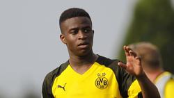 Youssoufa Moukoko spielt in der kommenden Saison bei der U19 des BVB