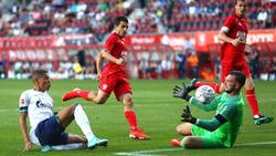 Gegen den FC Twente gab für es Schalke 04 ein 1:1-Unentschieden