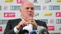 Uli Hoeneß stellt sich hinter Torwart Manuel Neuer