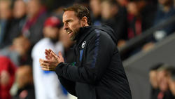 Alles andere als zufrieden: Englands Nationaltrainer Gareth Southgate