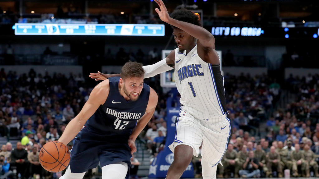 Dallas Mavericks schlagen Orlando Magic in der NBA