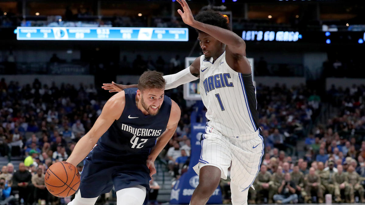 Dallas Mavericks schlagen Orlando Magic in der NBA