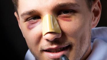 Niklas Stark von Hertha BSC hofft auf seinen ersten Einsatz für das DFB-Team