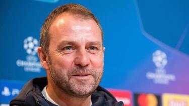 Hansi Flick und der FC Bayern wollen wieder einen Sieg einfahren