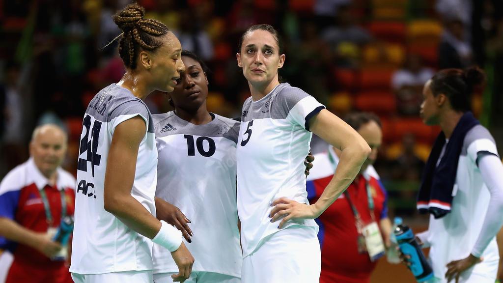 Frankreich unterlag gegen Südkorea mit 27:29