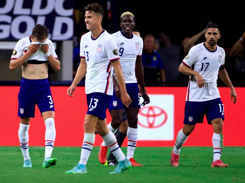Estados Unidos va directo a por la copa.