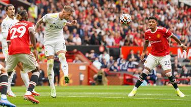Ex-BVB-Star Jadon Sancho debütierte im United-Trikot