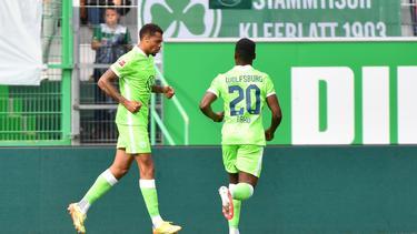 Wolfsburg feierte den vierten Sieg im vierten Spiel