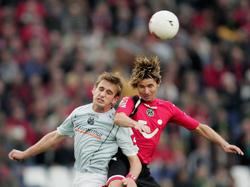 Hannover erkämpft sich noch ein 2:2