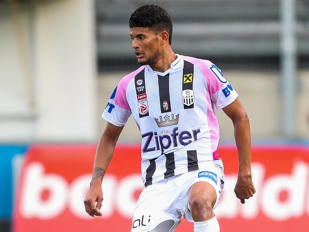 Andrés Andrade soll Spielpraxis in der Bundesliga sammeln