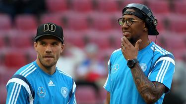 Lukas Podolski und Jérôme Boateng fahren wohl nicht zu Olympia