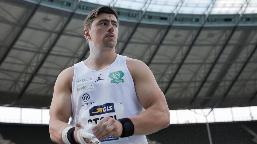 David Storl will nach dem enttäuschenden letzten Jahr zu Olympia nach Tokio