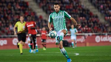 Alfonso Pedraza soll das Interesse von Eintracht Frankfurt geweckt haben