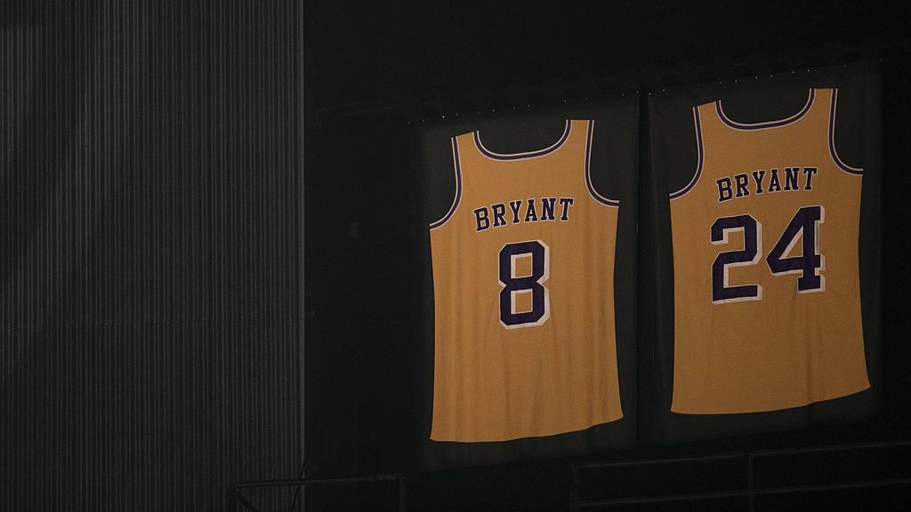 Wurde in die Hall of Fame des Basketballs aufgenommen: Kobe Bryant