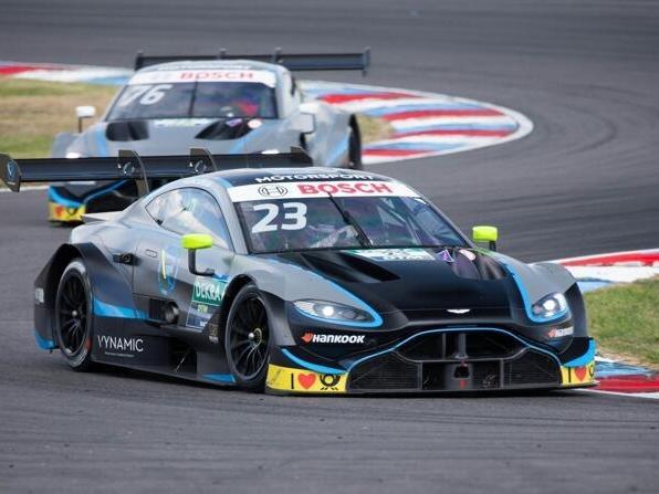 Für Dani Juncadellas Karriere war R-Motorsport eine Sackgasse