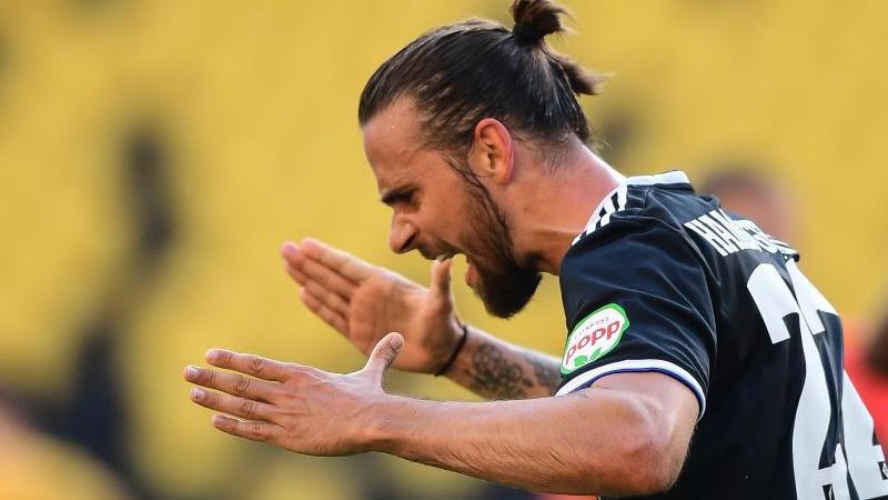 War zuletzt von Werder an den HSV ausgeliehen: Martin Harnik