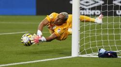 Droht im Halbfinale gegen RBLeipzig auszufallen: PSG-Keeper Keylor Navas